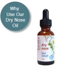Why use Dry Nose Oil