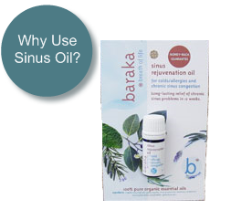 How to use our sinus oil
