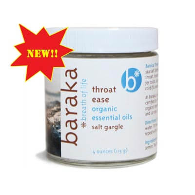 Baraka Throat Ease